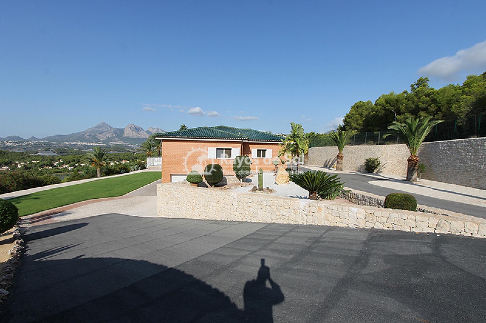 Villa  in Altea, Costa Blanca (mp784) - 5
