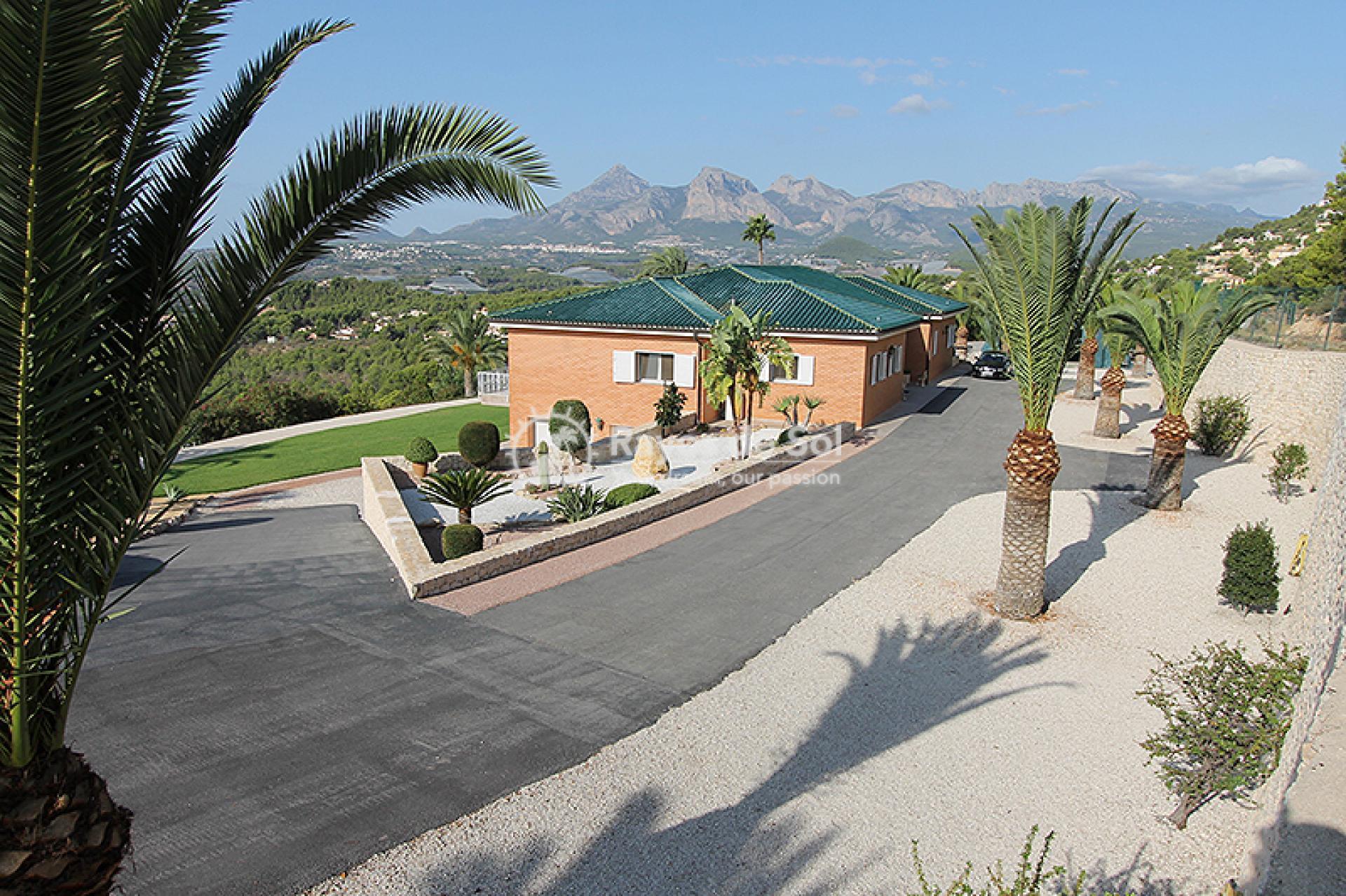 Villa  in Altea, Costa Blanca (mp784) - 6