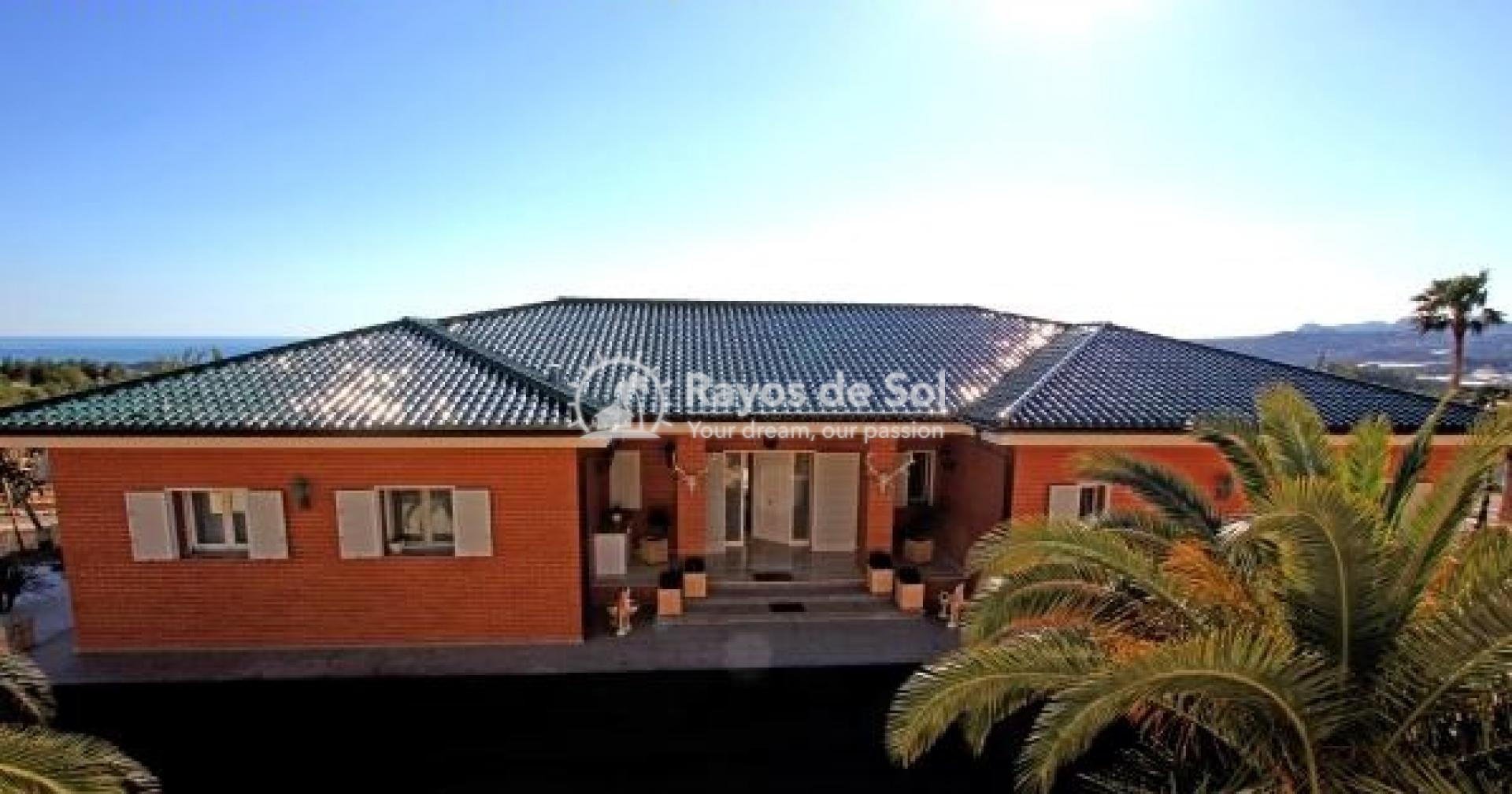 Villa  in Altea, Costa Blanca (mp784) - 13