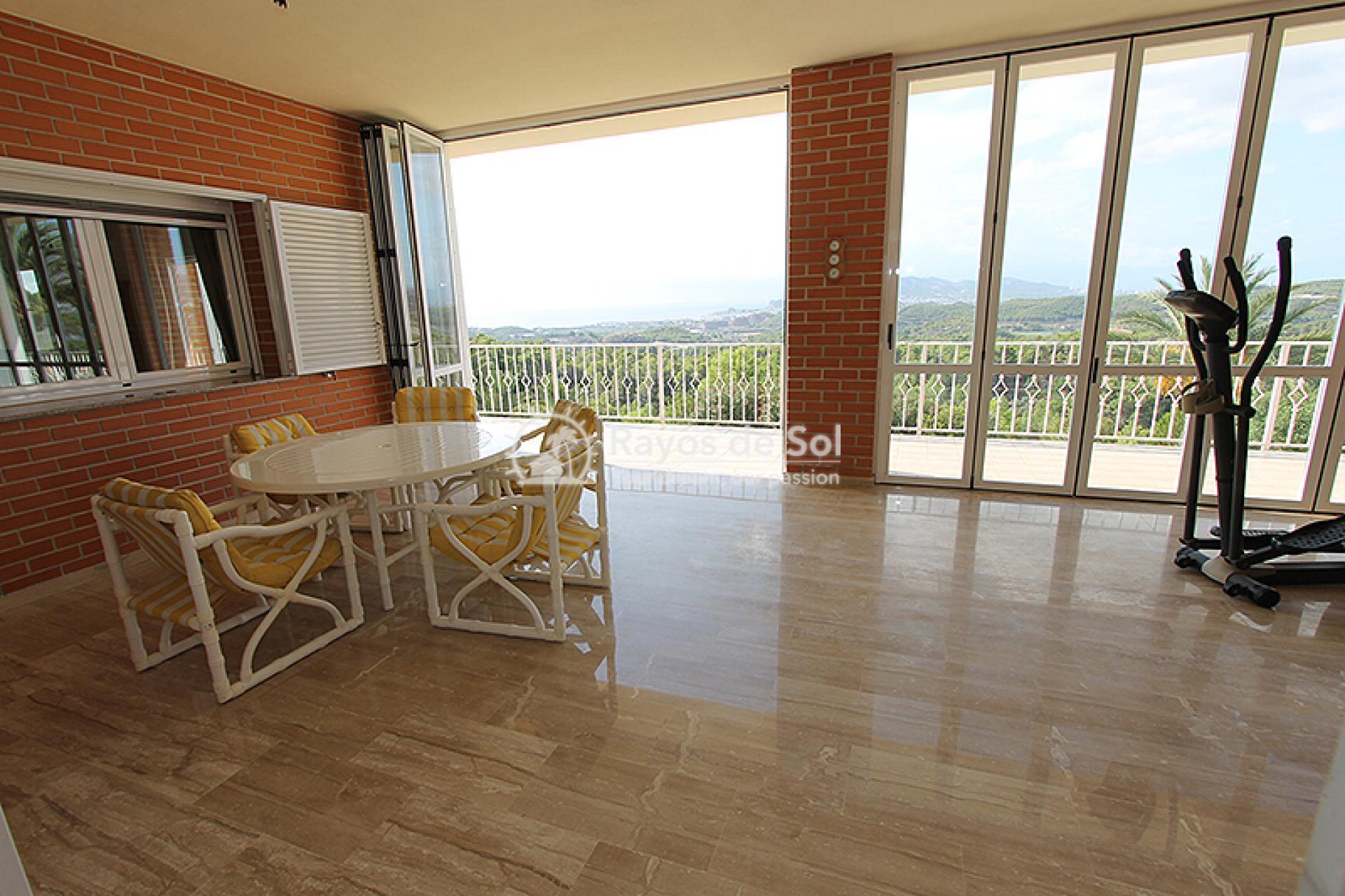 Villa  in Altea, Costa Blanca (mp784) - 24