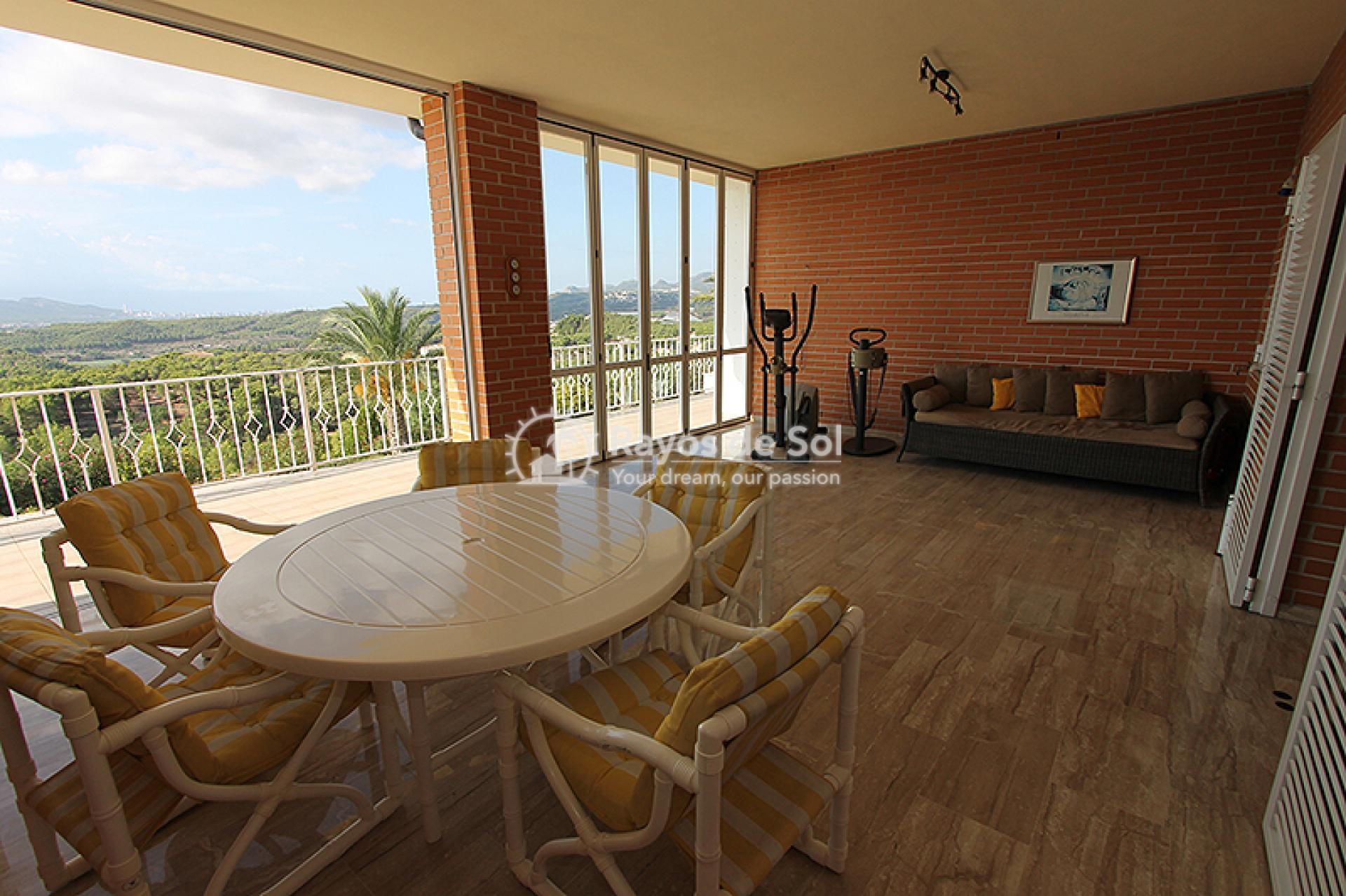 Villa  in Altea, Costa Blanca (mp784) - 25