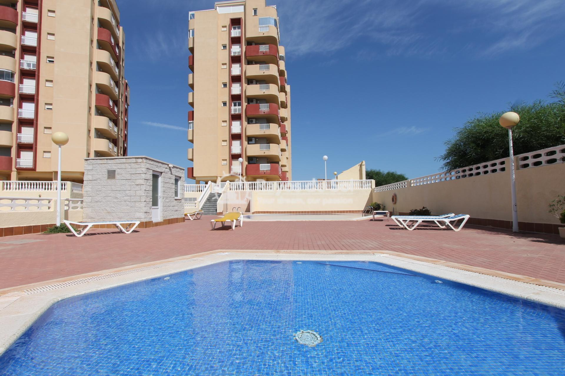 Apartment  in La Manga del Mar Menor, Costa Cálida (mp276) - 1