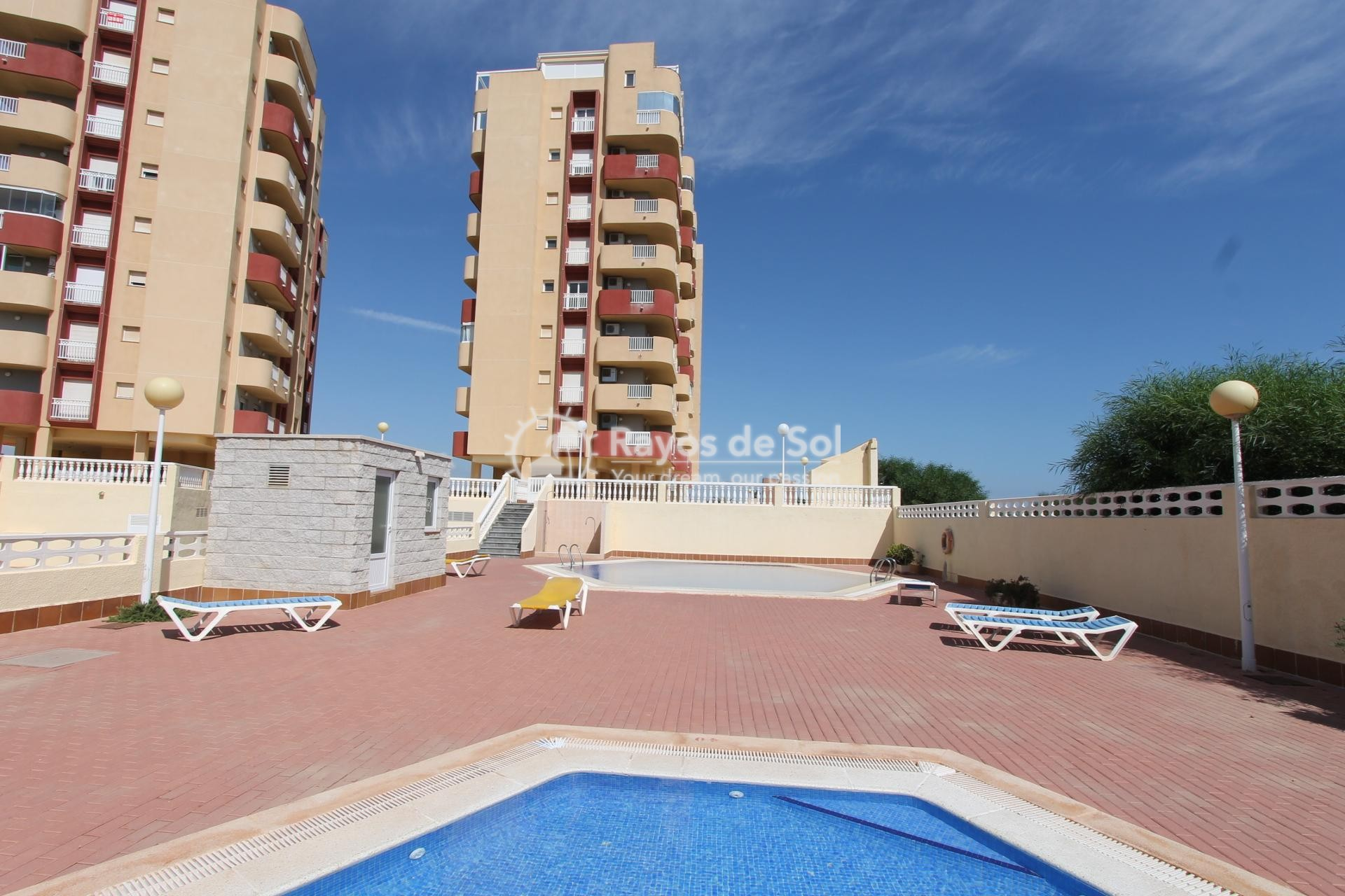 Apartment  in La Manga del Mar Menor, Costa Cálida (mp276) - 2