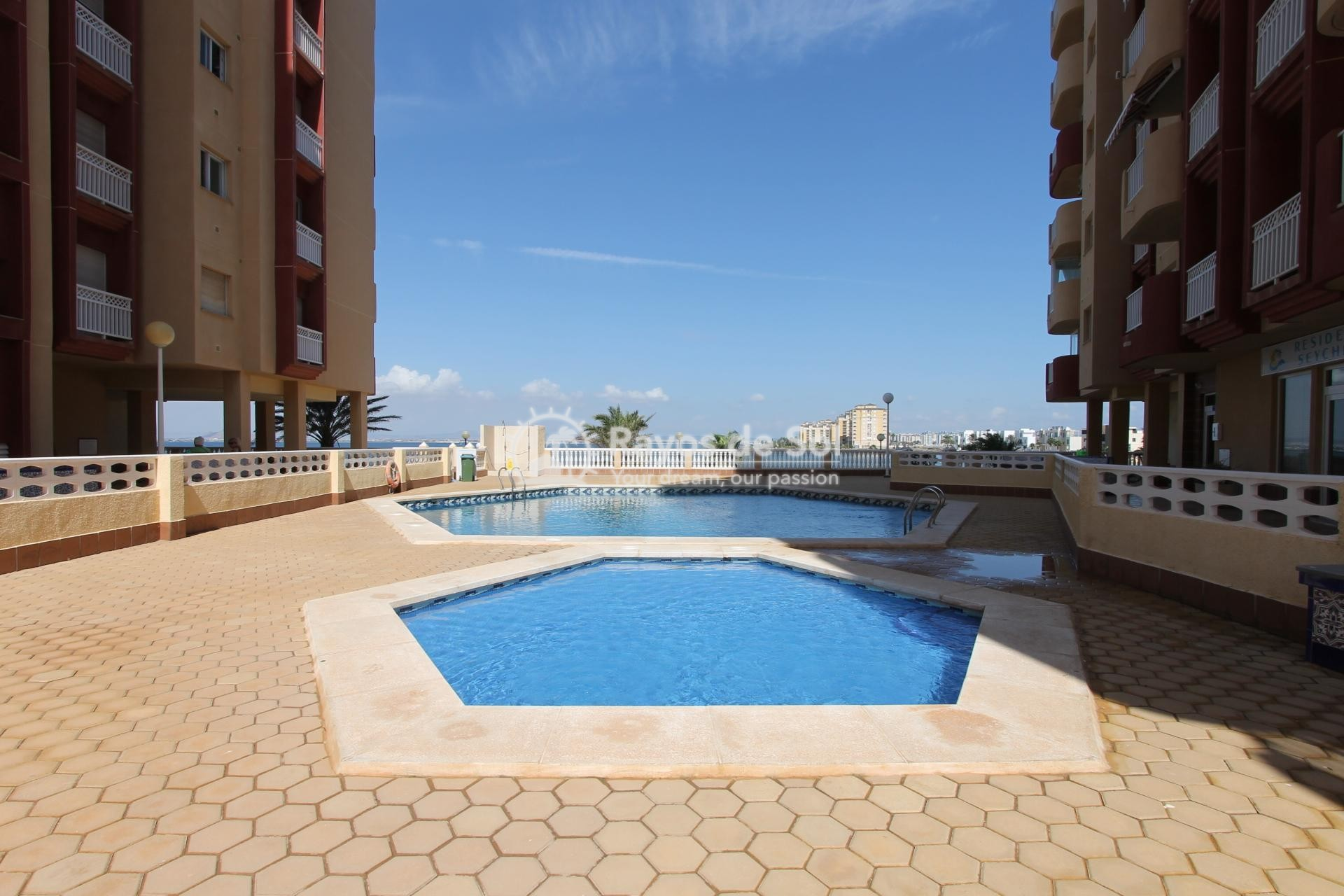 Apartment  in La Manga del Mar Menor, Costa Cálida (mp276) - 3