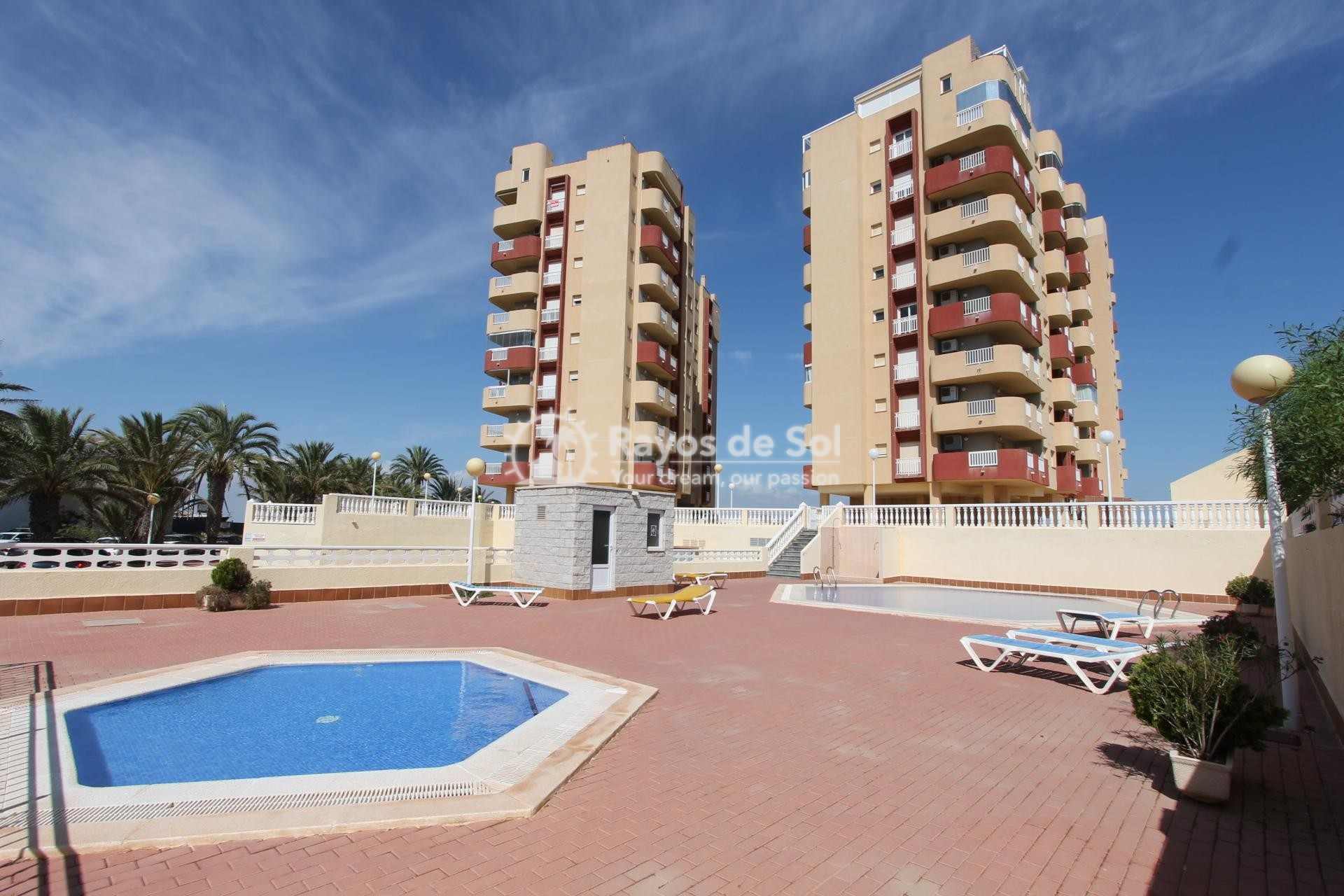 Apartment  in La Manga del Mar Menor, Costa Cálida (mp276) - 4