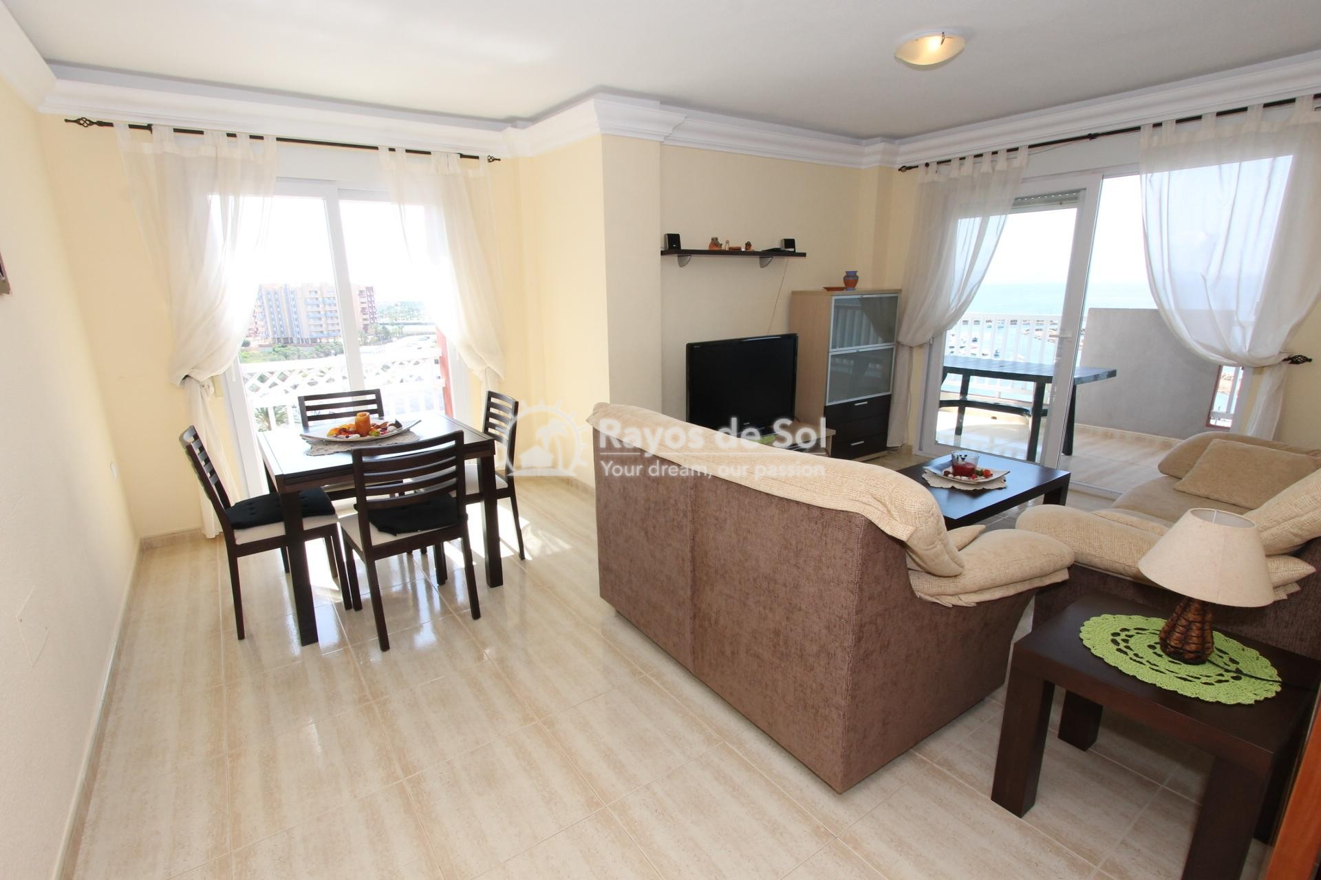 Apartment  in La Manga del Mar Menor, Costa Cálida (mp276) - 6