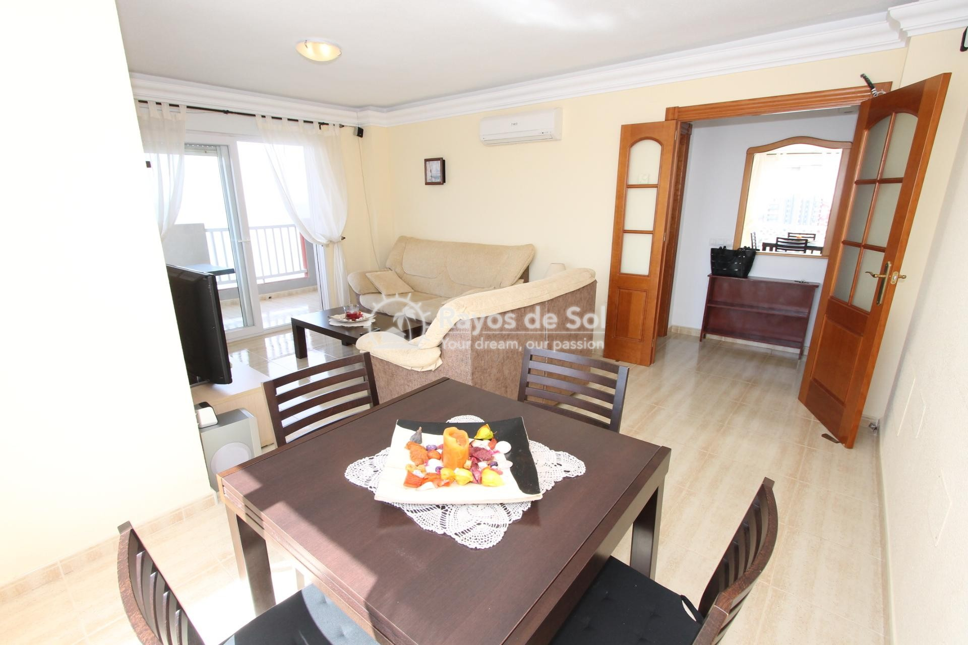 Apartment  in La Manga del Mar Menor, Costa Cálida (mp276) - 9