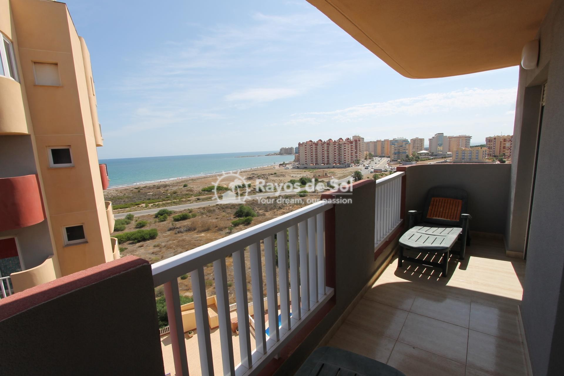 Apartment  in La Manga del Mar Menor, Costa Cálida (mp276) - 17