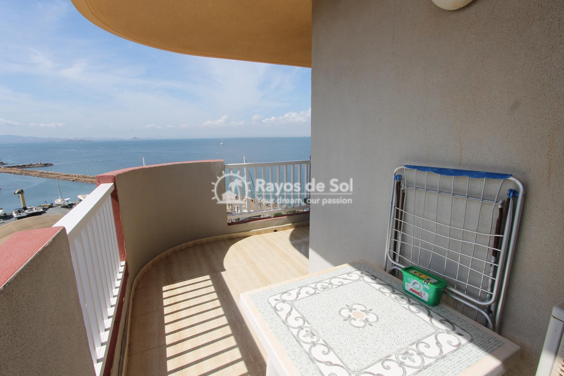 Apartment  in La Manga del Mar Menor, Costa Cálida (mp276) - 19