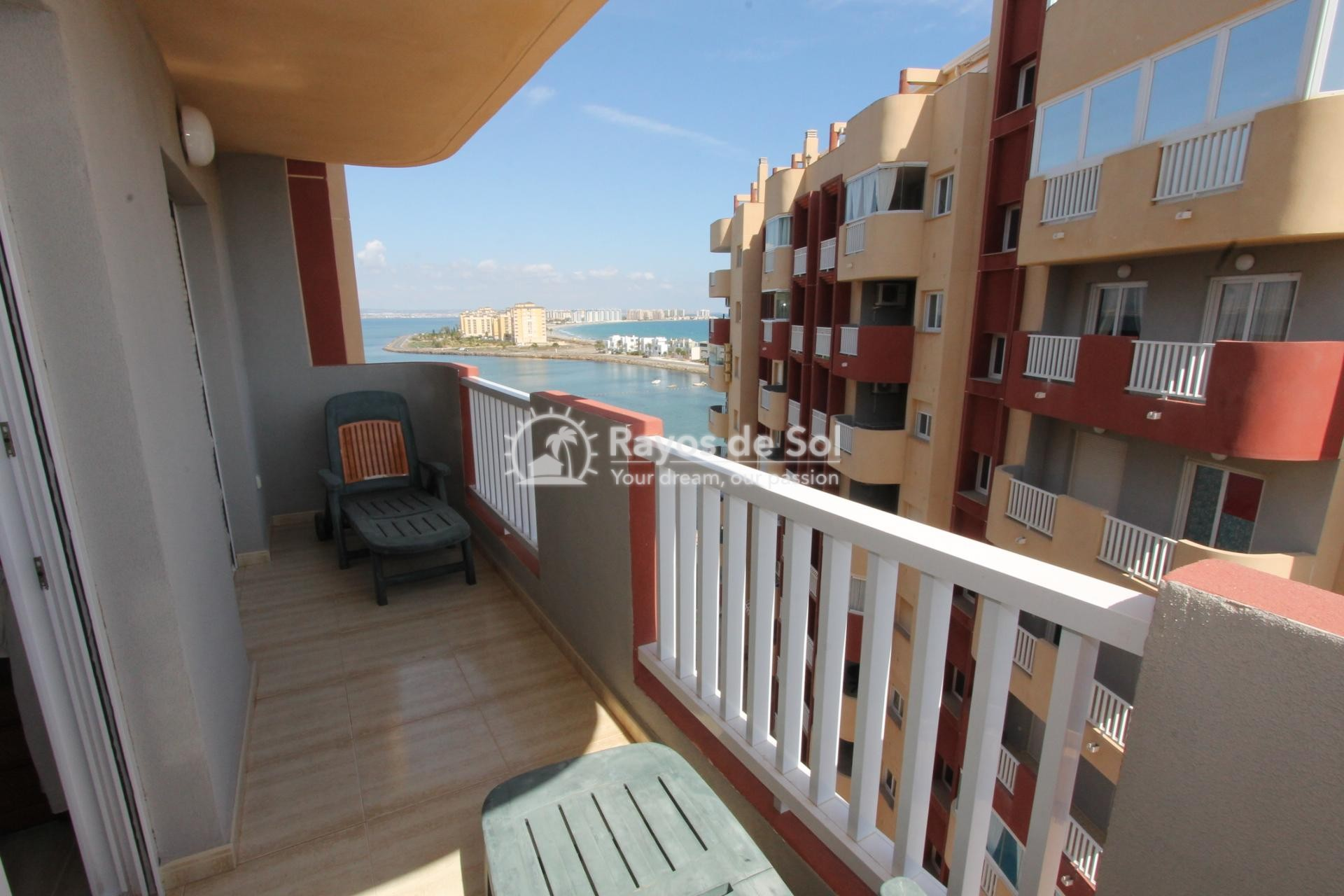 Apartment  in La Manga del Mar Menor, Costa Cálida (mp276) - 18