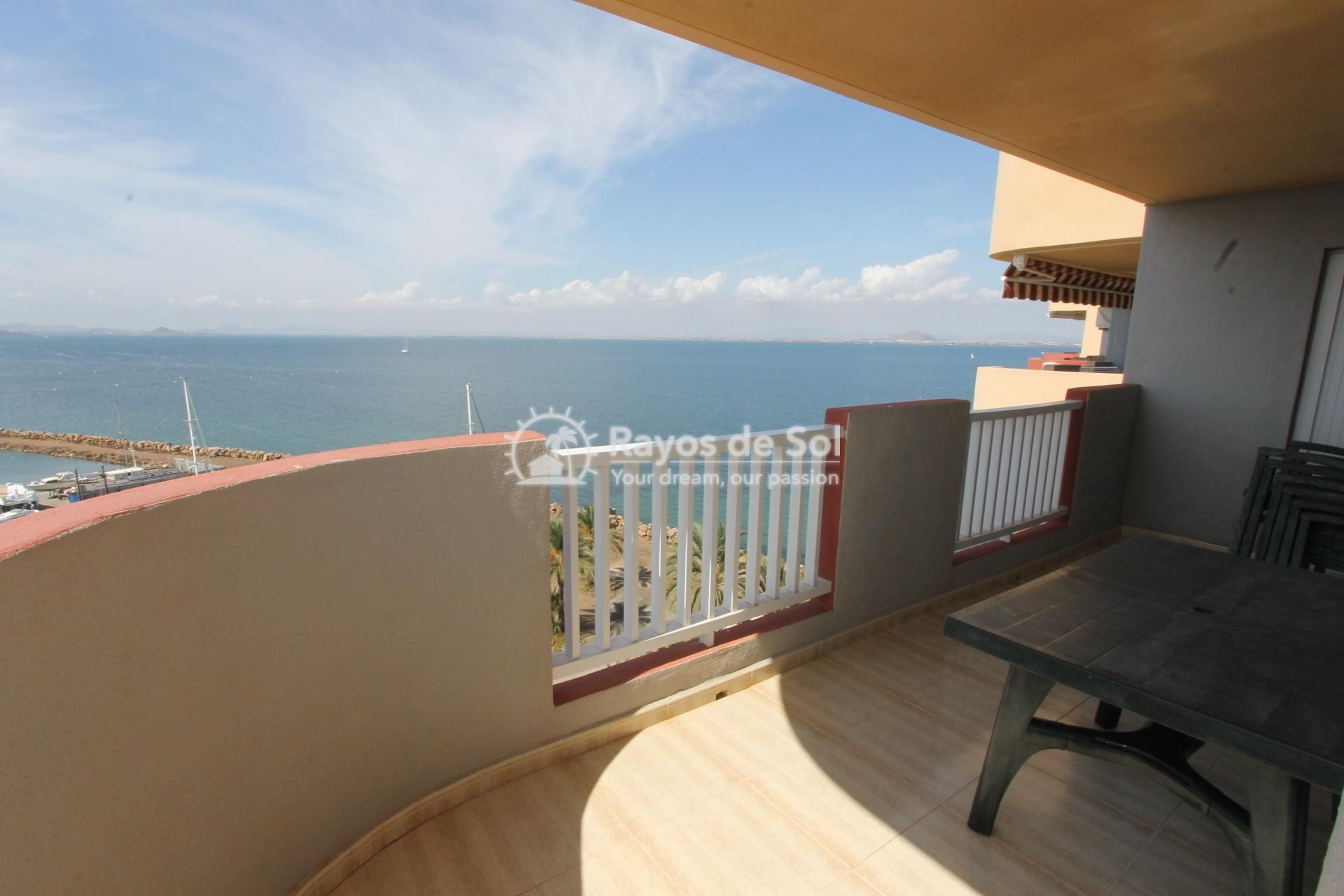 Apartment  in La Manga del Mar Menor, Costa Cálida (mp276) - 20
