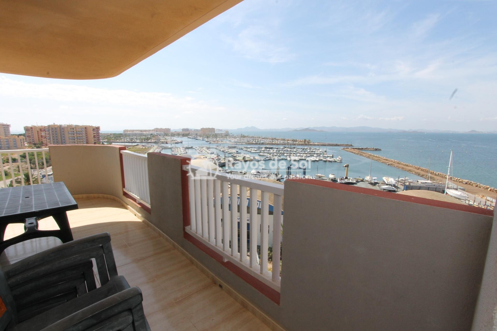Apartment  in La Manga del Mar Menor, Costa Cálida (mp276) - 21