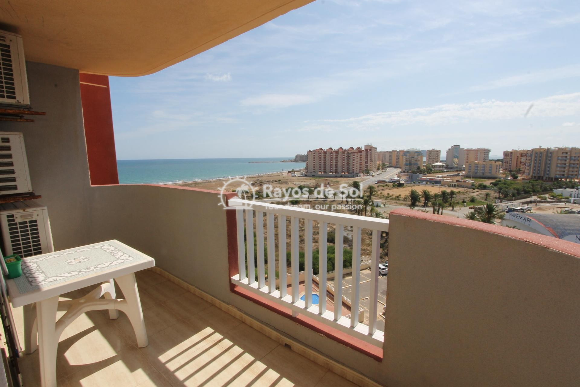 Apartment  in La Manga del Mar Menor, Costa Cálida (mp276) - 22
