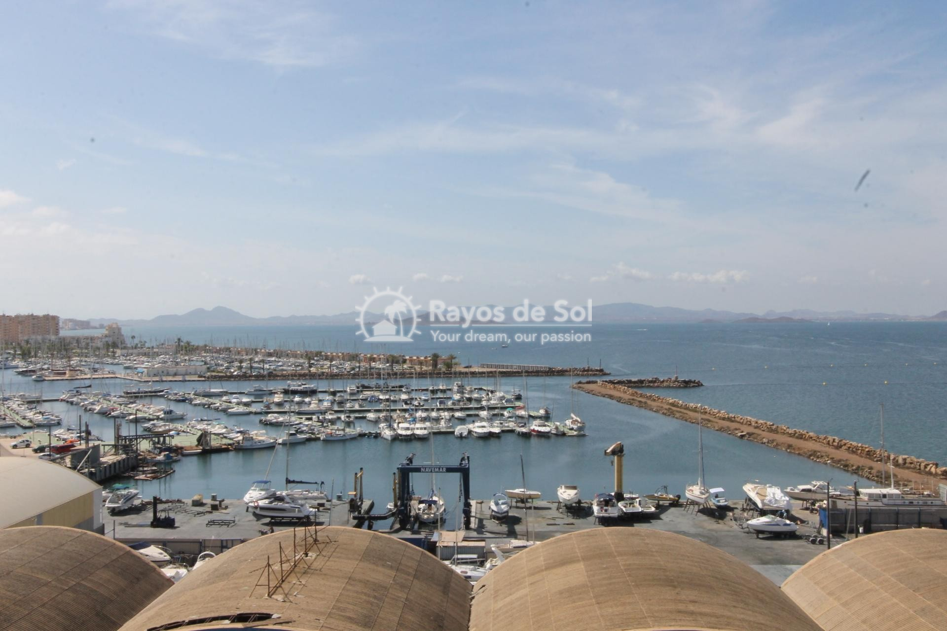 Apartment  in La Manga del Mar Menor, Costa Cálida (mp276) - 25