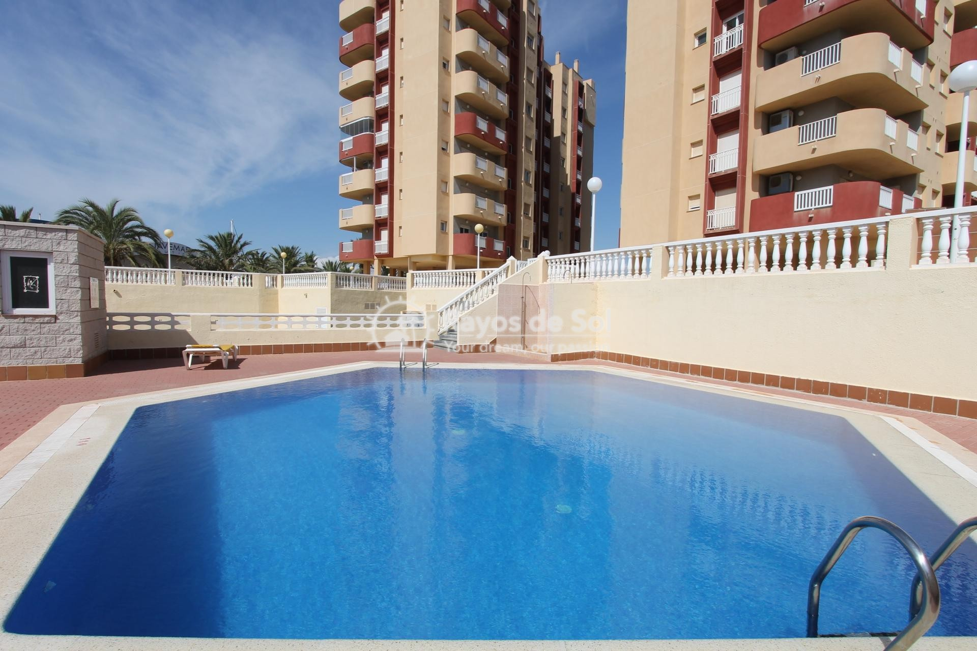 Apartment  in La Manga del Mar Menor, Costa Cálida (mp276) - 28