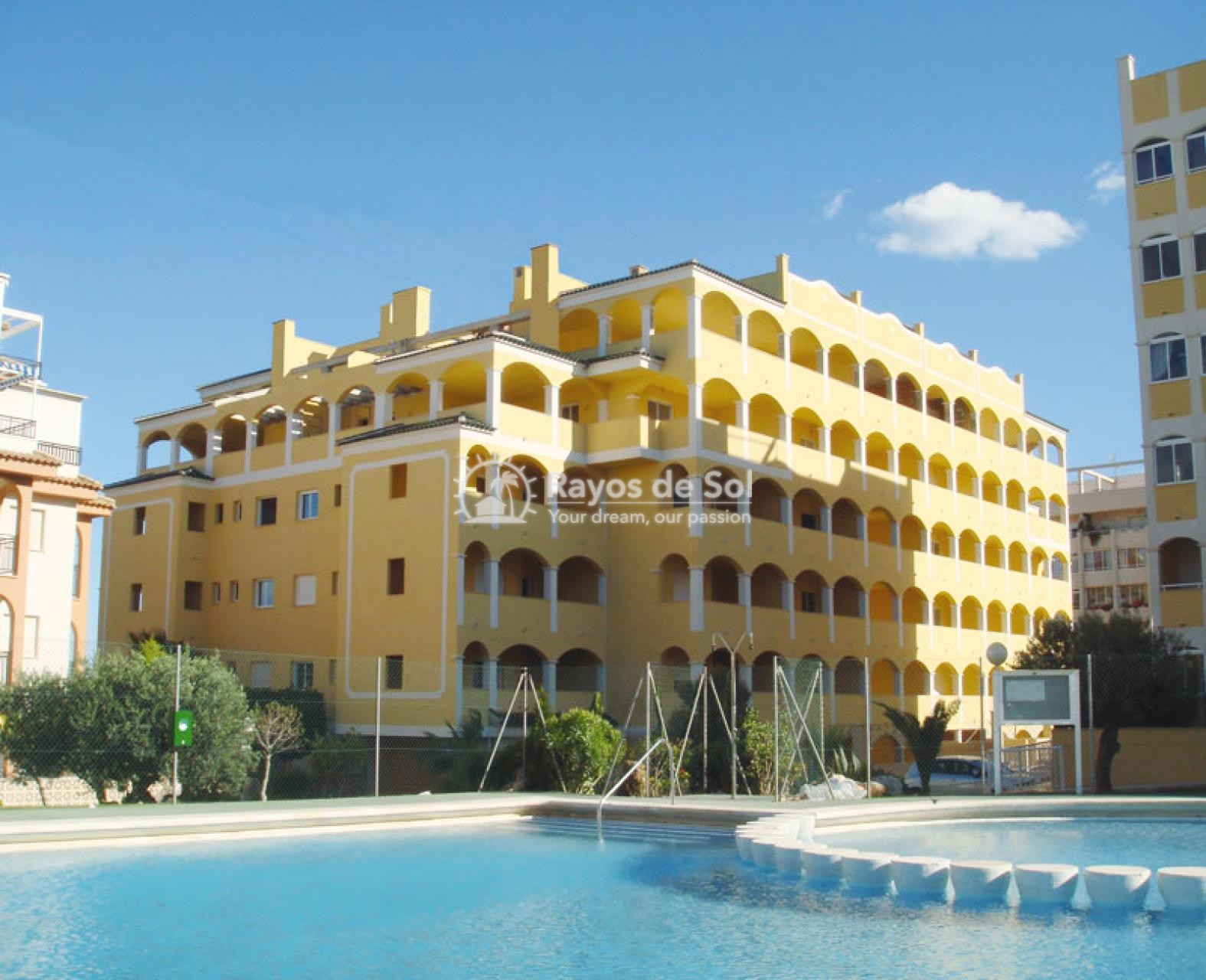 Apartment  in Torrevieja, Costa Blanca (mp9071) - 1