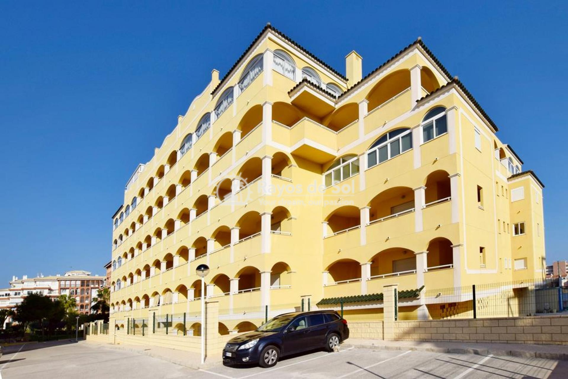 Apartment  in Torrevieja, Costa Blanca (mp9071) - 16