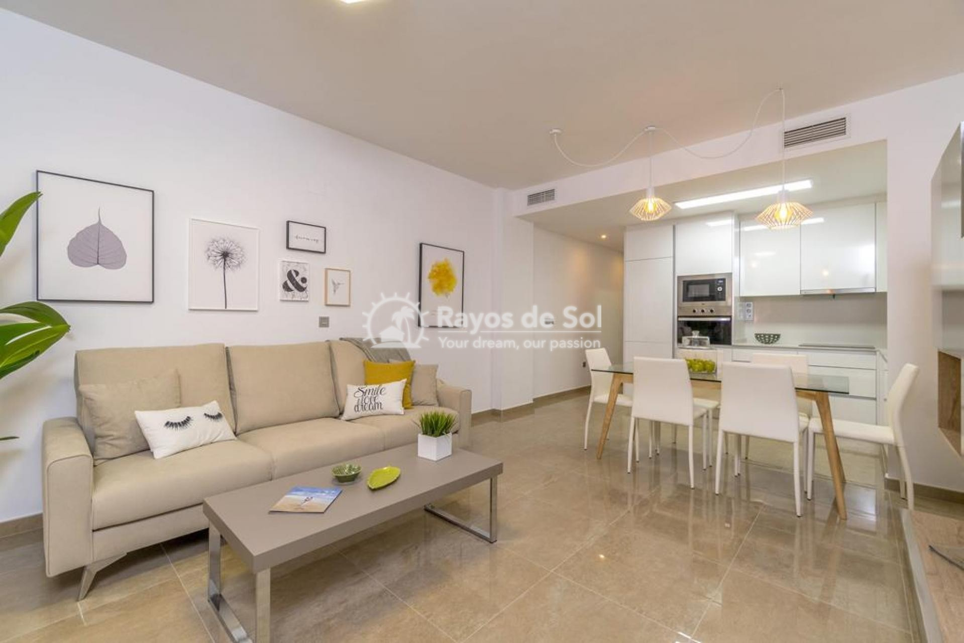 Apartment  in Torrevieja, Costa Blanca (mp9069) - 1