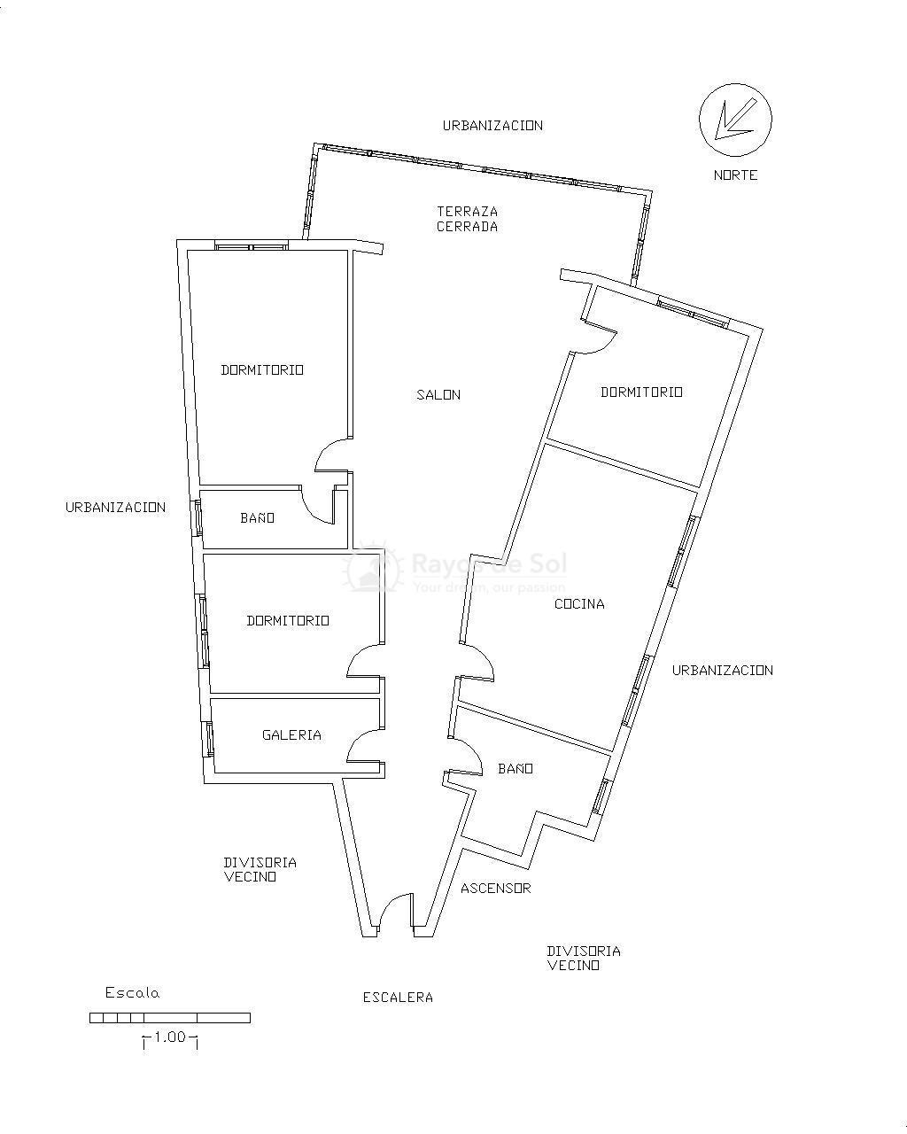 Apartment  in Torrevieja, Costa Blanca (mp259) - 28