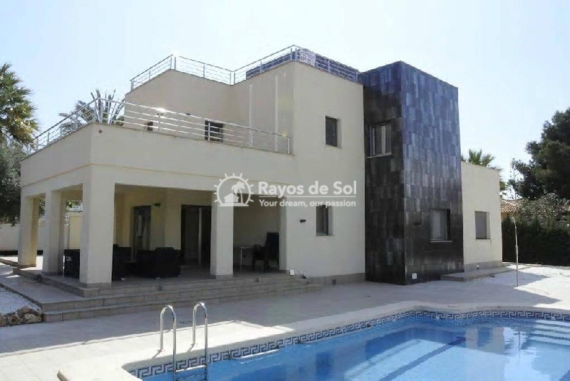 Villa  in Cabo Roig, Orihuela Costa, Costa Blanca (mp732) - 1