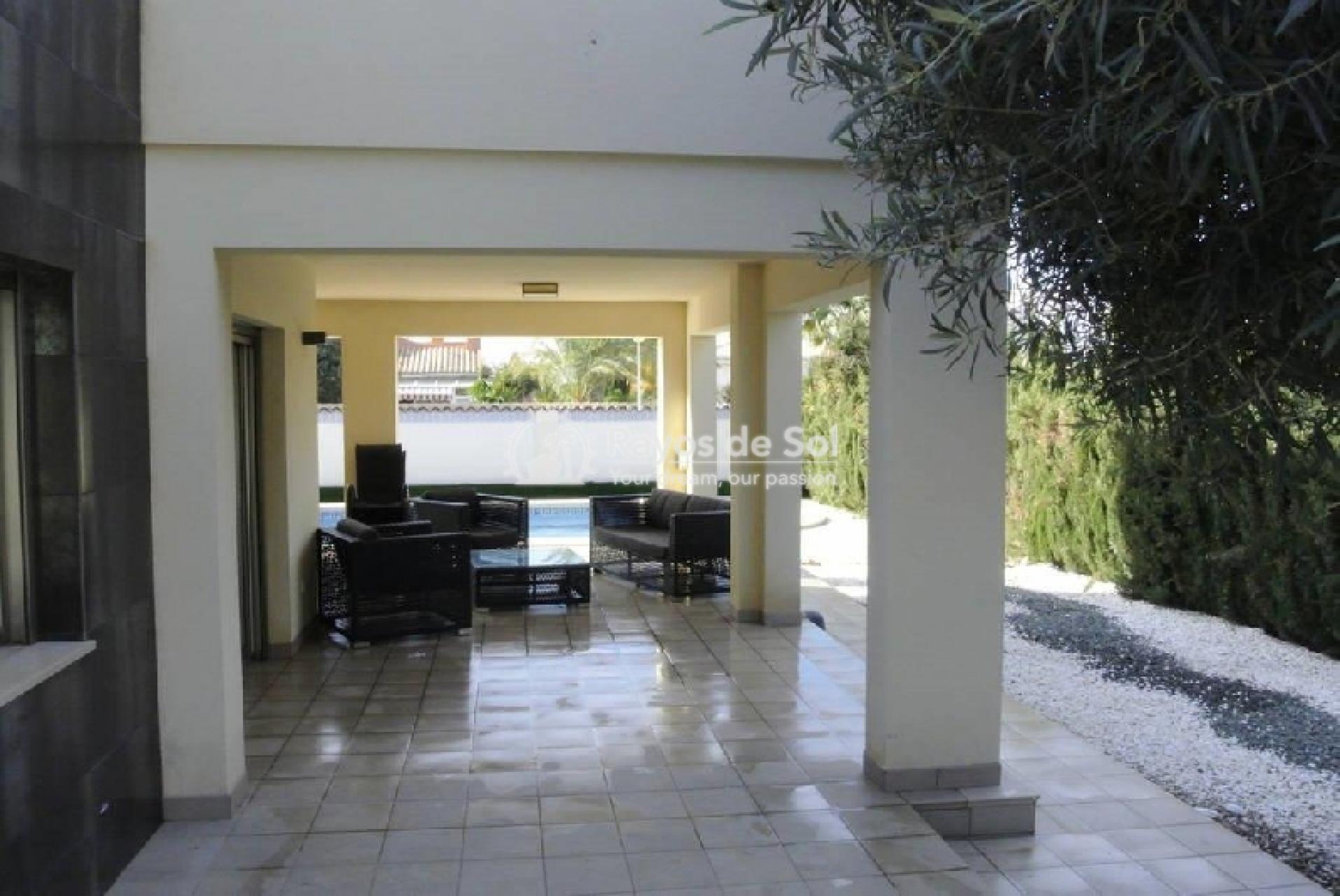 Villa  in Cabo Roig, Orihuela Costa, Costa Blanca (mp732) - 4