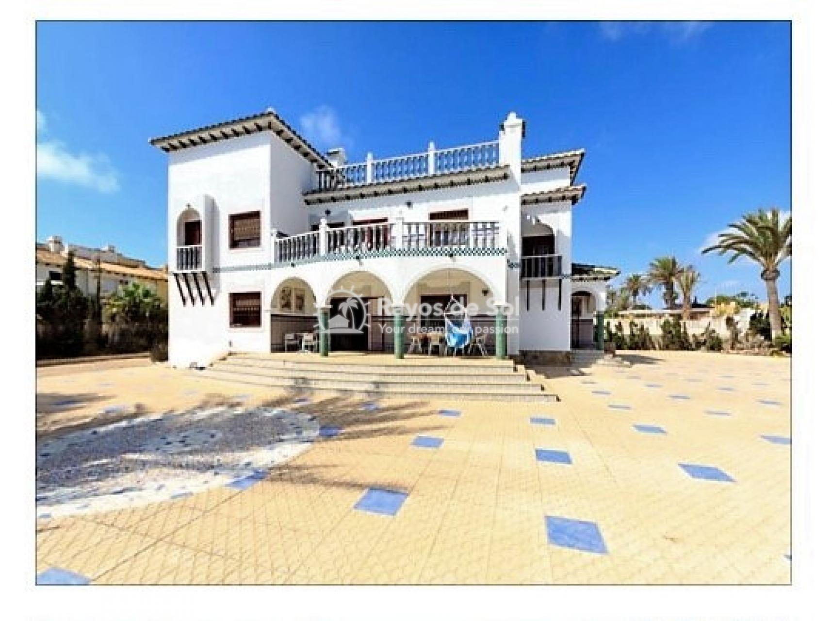 Villa  in La Zenia, Orihuela Costa, Costa Blanca (mp728) - 6