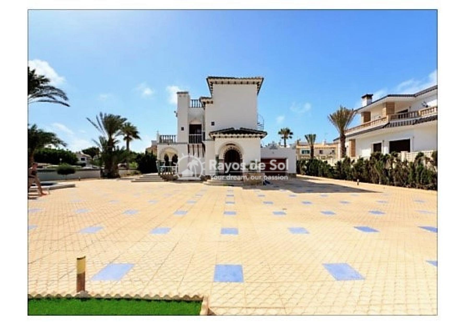 Villa  in La Zenia, Orihuela Costa, Costa Blanca (mp728) - 5