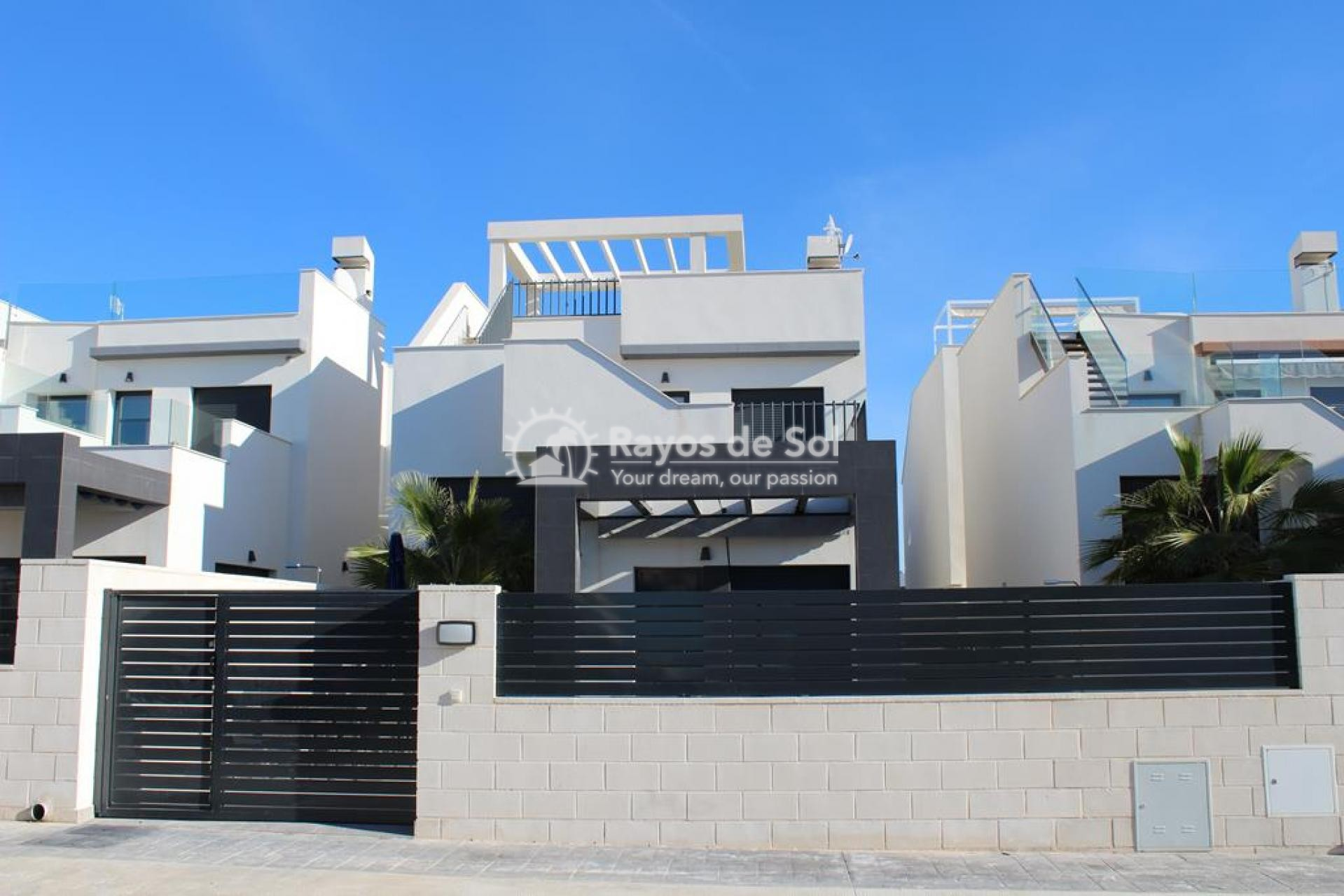 Villa  in Ciudad Quesada, Costa Blanca (mp716) - 13