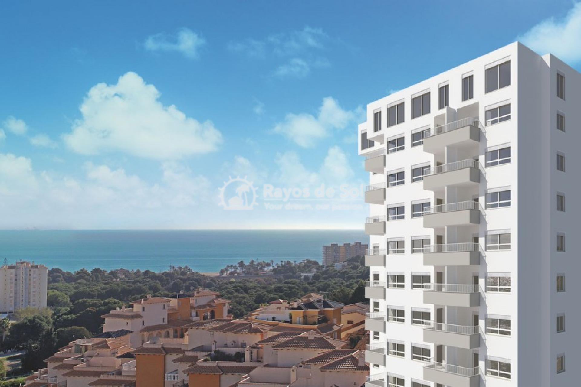 Apartment  in Campoamor, Orihuela Costa, Costa Blanca (mp910) - 1