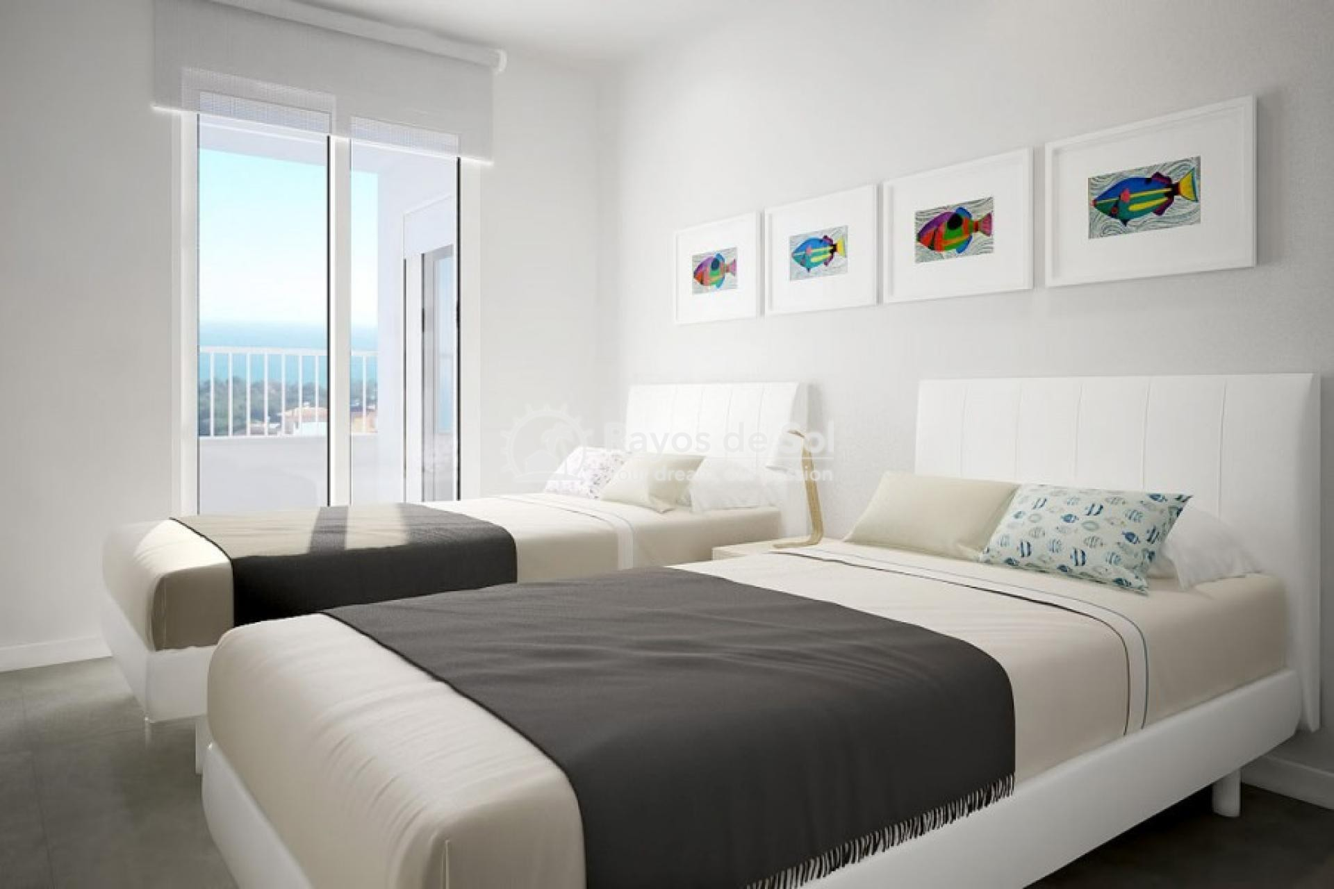 Apartment  in Campoamor, Orihuela Costa, Costa Blanca (mp910) - 8