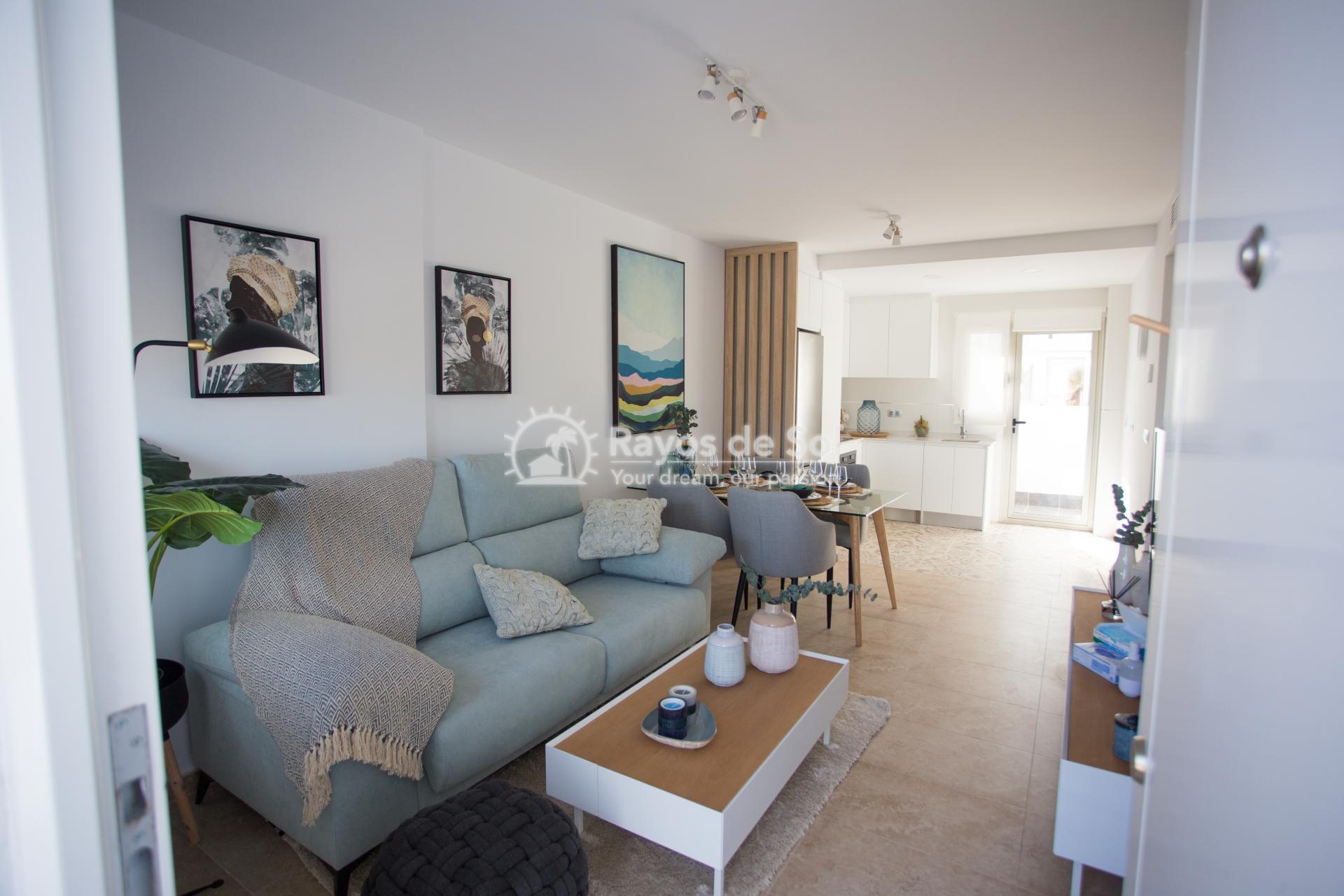 Ground floor apartment  in Torre de la Horadada, Pilar de la Horadada, Costa Blanca (Torrebeach-BG) - 3