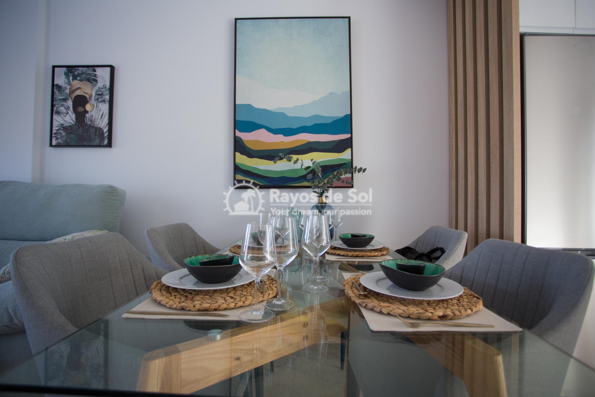 Ground floor apartment  in Torre de la Horadada, Pilar de la Horadada, Costa Blanca (Torrebeach-BG) - 7