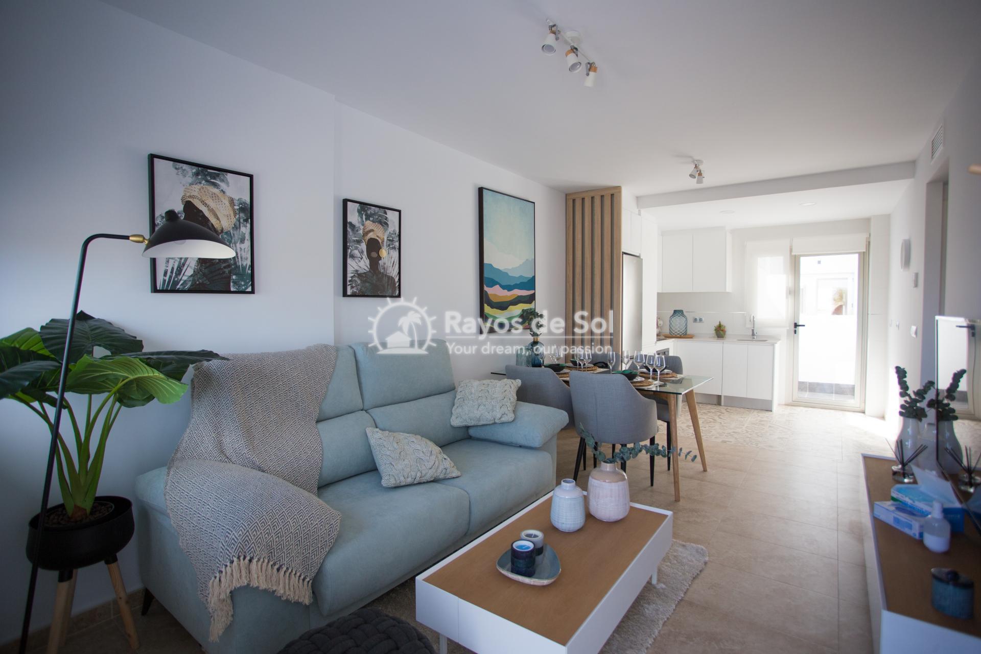 Ground floor apartment  in Torre de la Horadada, Pilar de la Horadada, Costa Blanca (Torrebeach-BG) - 4