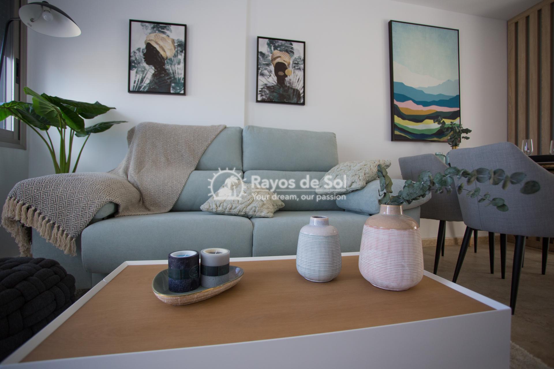 Ground floor apartment  in Torre de la Horadada, Pilar de la Horadada, Costa Blanca (Torrebeach-BG) - 5