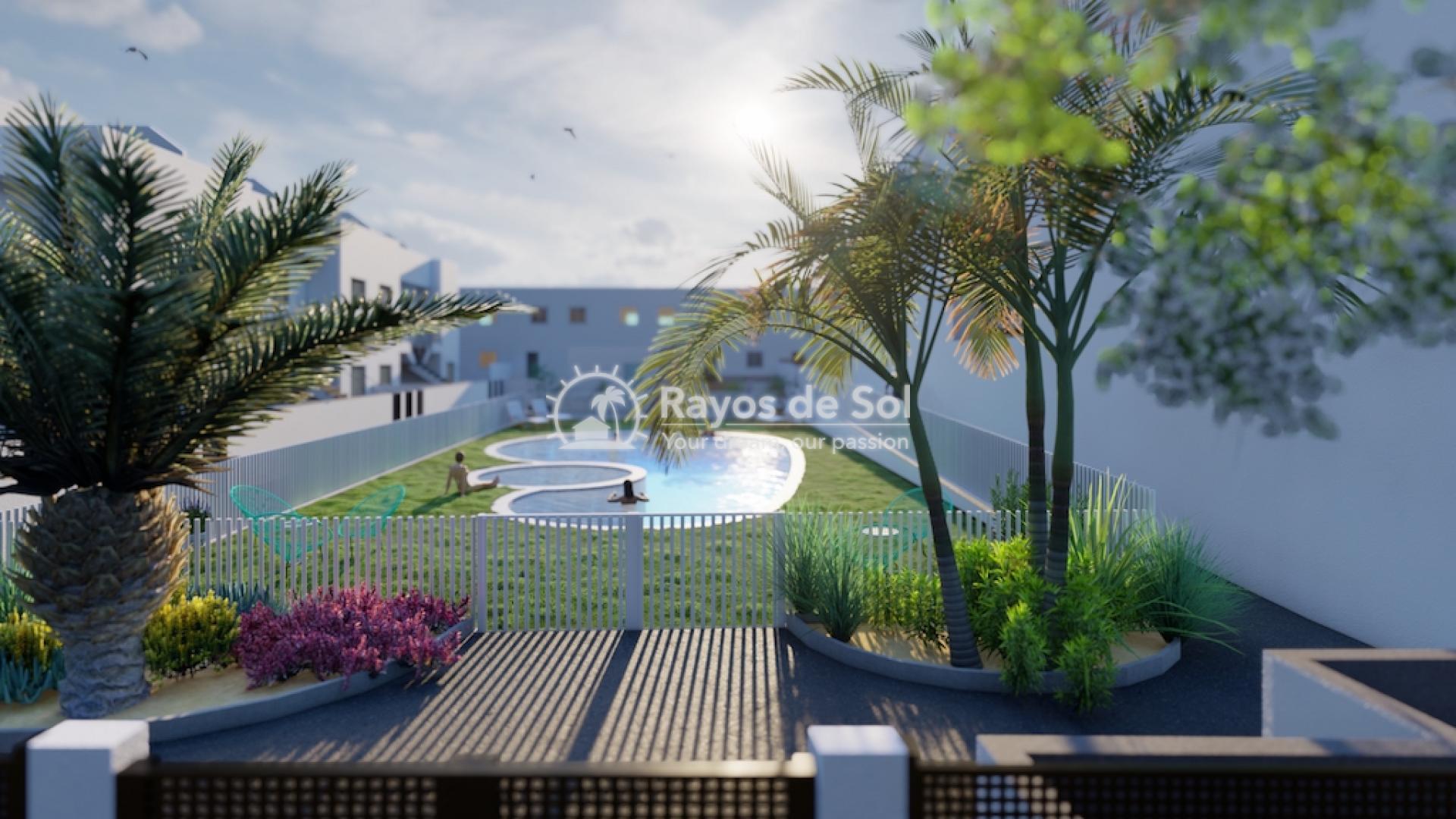 Ground floor apartment  in Torre de la Horadada, Pilar de la Horadada, Costa Blanca (Torrebeach-BG) - 1