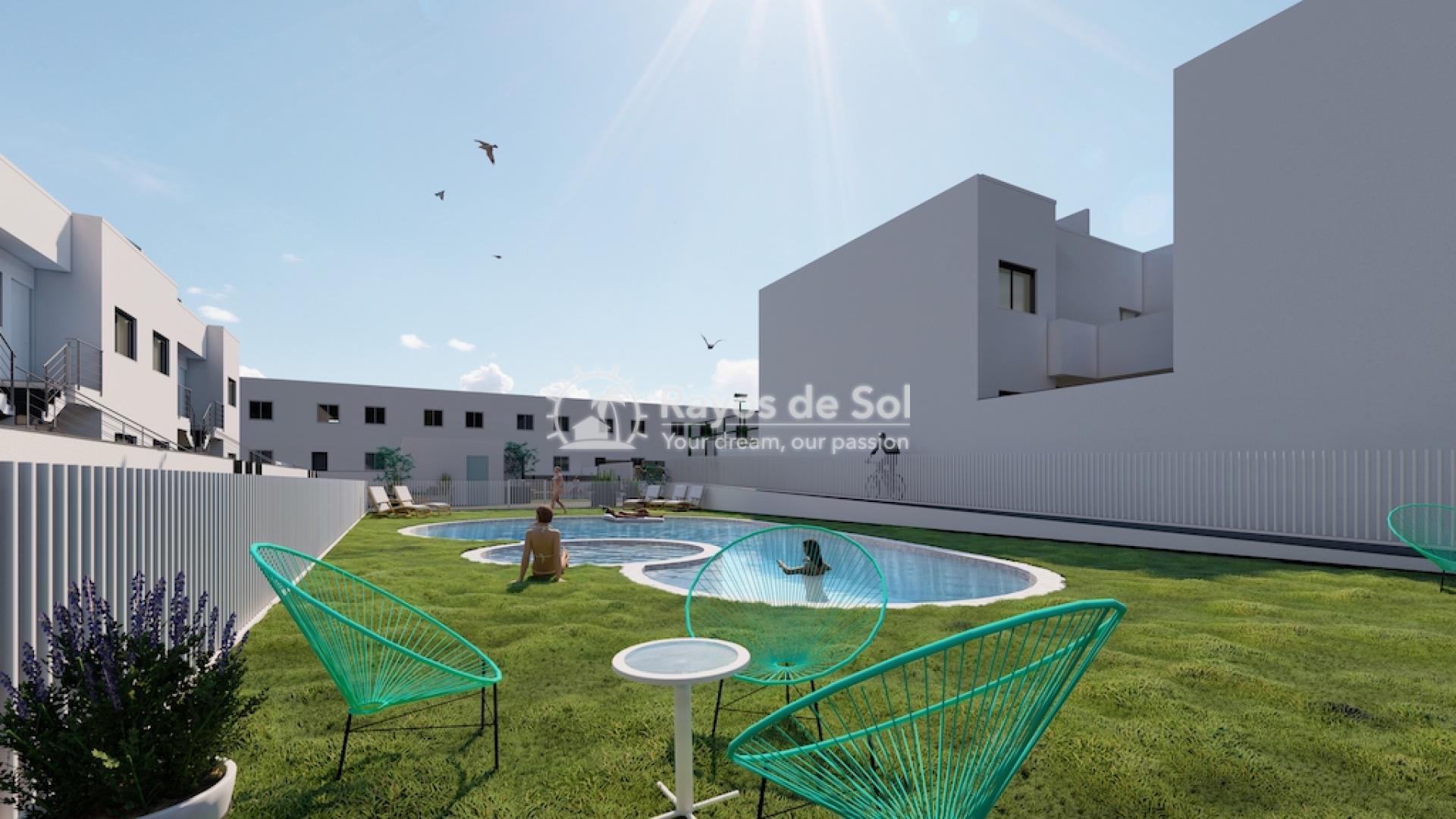 Penthouse  in Torre de la Horadada, Pilar de la Horadada, Costa Blanca (Torrebeach-PH) - 36