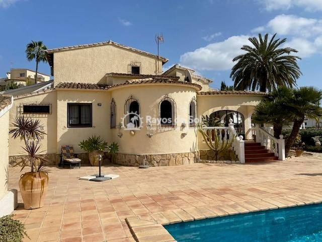 Villa  in Benissa, Costa Blanca (2935) - 1