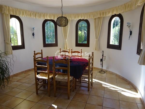 Villa  in Benissa, Costa Blanca (2935) - 5