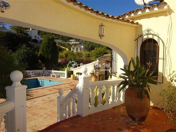 Villa  in Benissa, Costa Blanca (2935) - 23