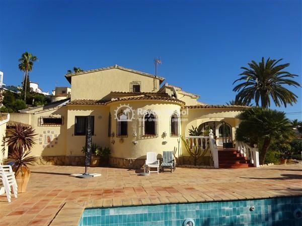 Villa  in Benissa, Costa Blanca (2935) - 33