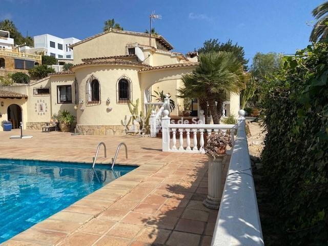 Villa  in Benissa, Costa Blanca (2935) - 32