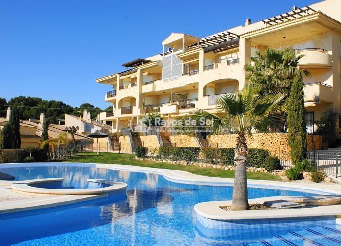 Apartment  in Altea, Costa Blanca (2934) - 1
