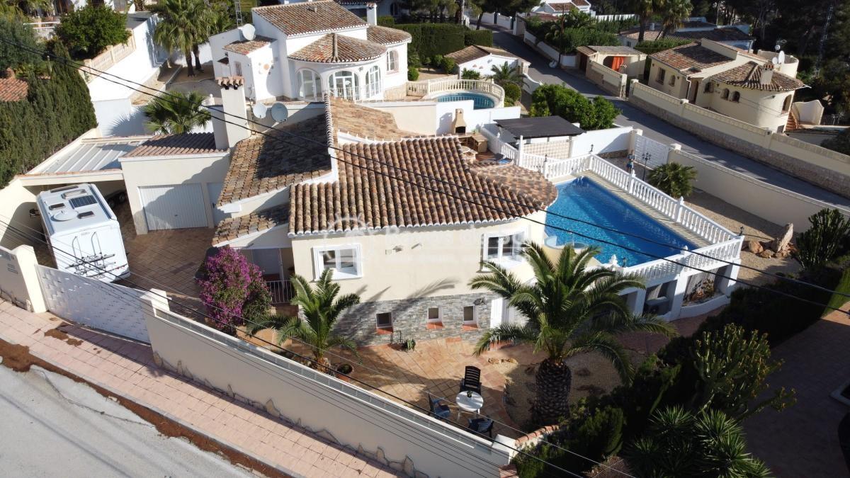 Villa  in Benissa, Costa Blanca (2916) - 23