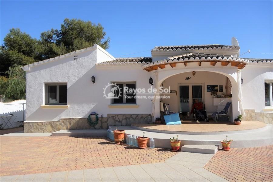 Villa  in Moraira, Costa Blanca (2908) - 2