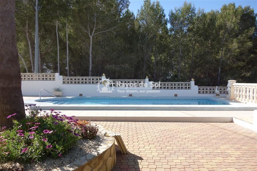 Villa  in Moraira, Costa Blanca (2908) - 6
