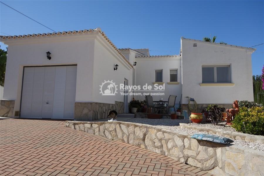 Villa  in Moraira, Costa Blanca (2908) - 14