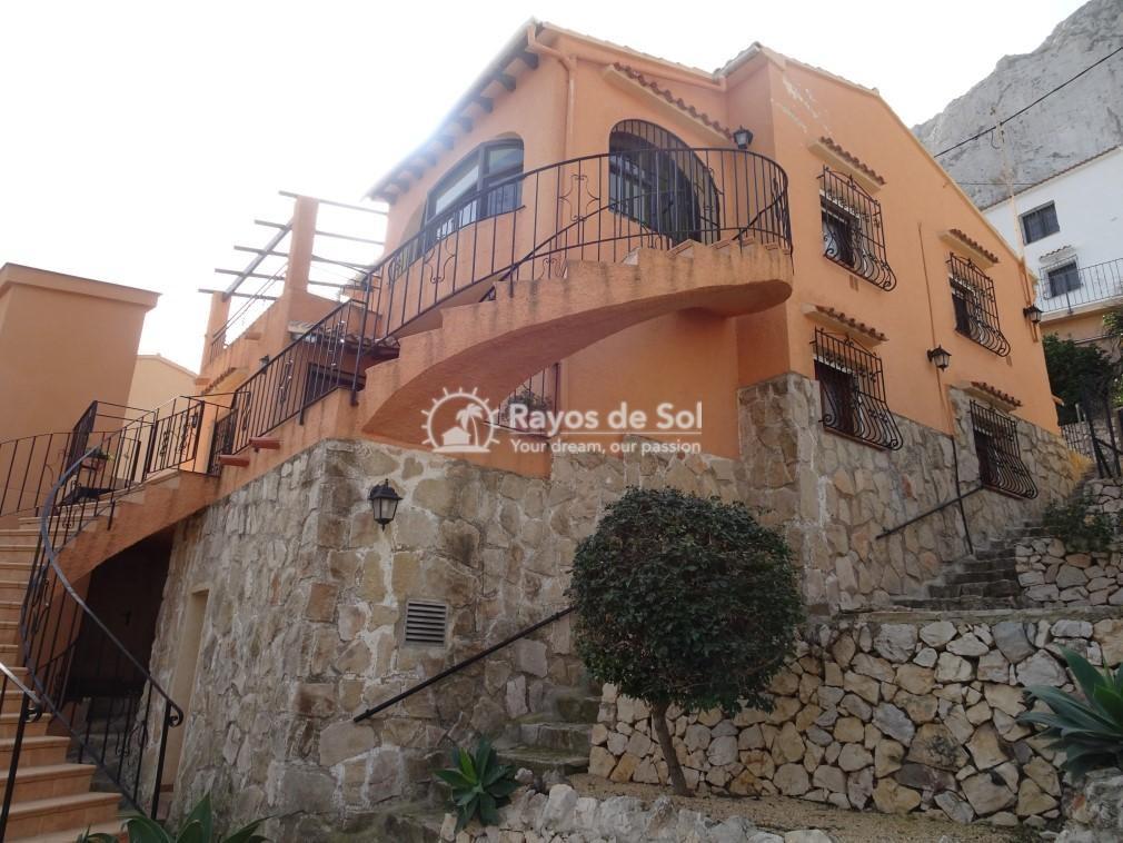 Villa  in Calpe, Costa Blanca North (2909) - 12