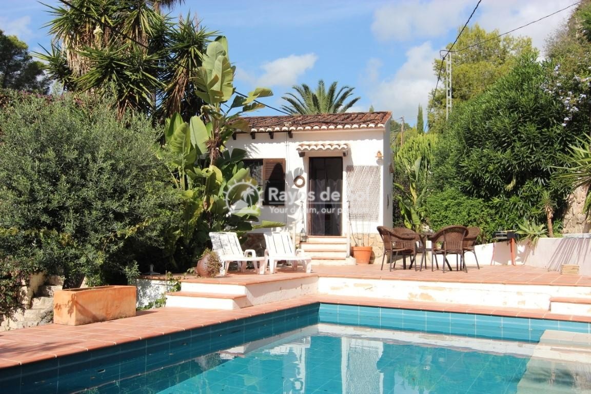 Villa  in Benissa, Costa Blanca (2905) - 1