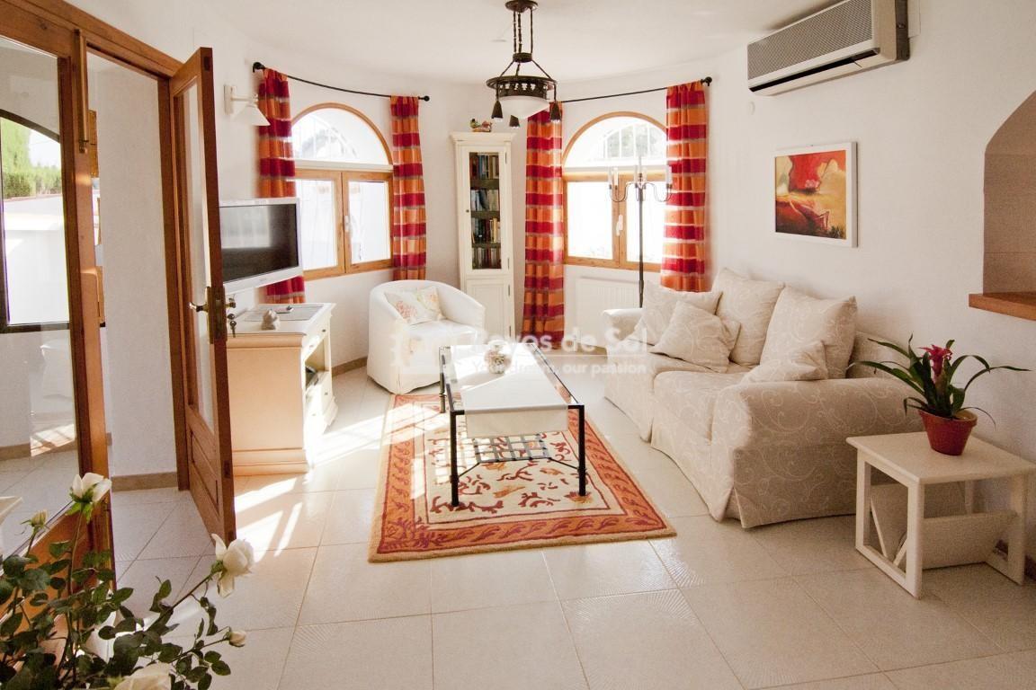 Villa  in Calpe, Costa Blanca North (2899) - 7