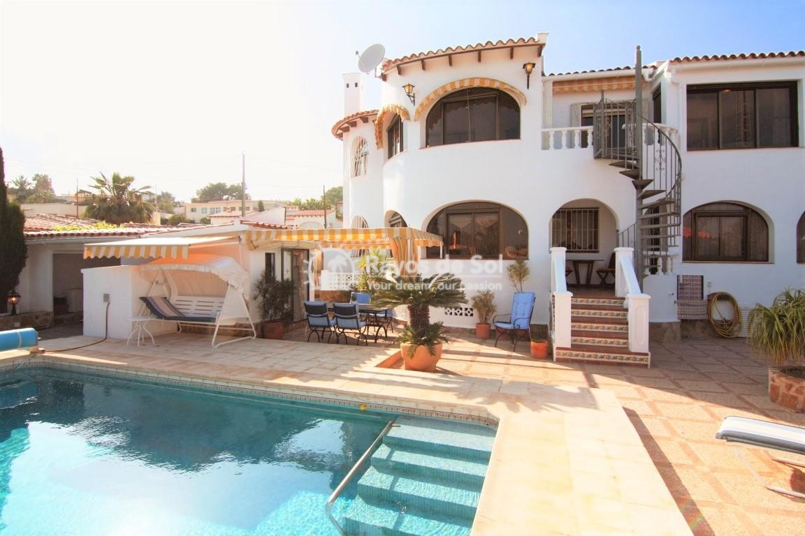 Villa  in Calpe, Costa Blanca North (2899) - 1